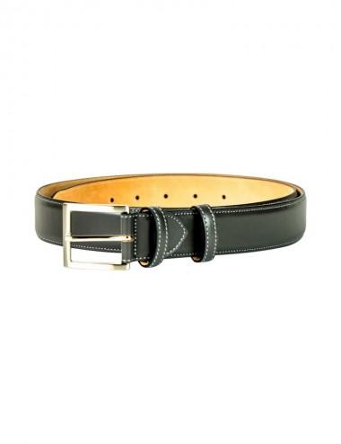 Belt in Calfskin leather