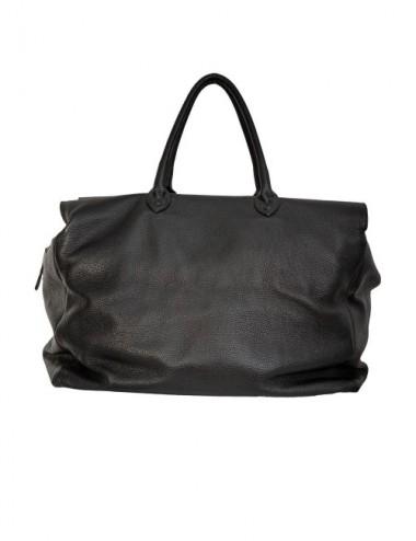 Travel Bag Calf Alce Embossed